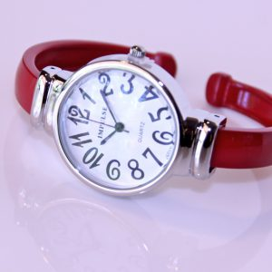IB009 Tell The Time Beautifully Bangle Watch-1109