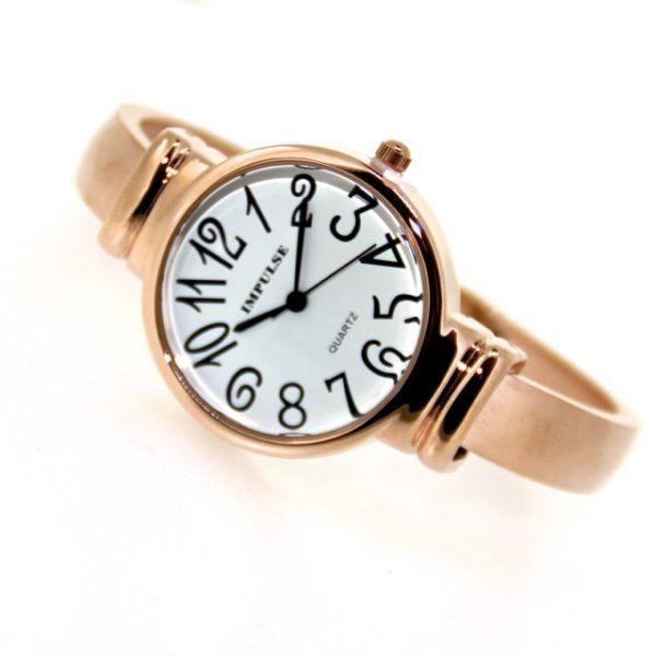 IB009 Tell The Time Beautifully Bangle Watch-2062