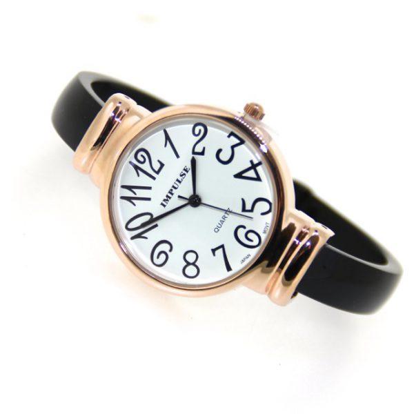IB009 Tell The Time Beautifully Bangle Watch-2060