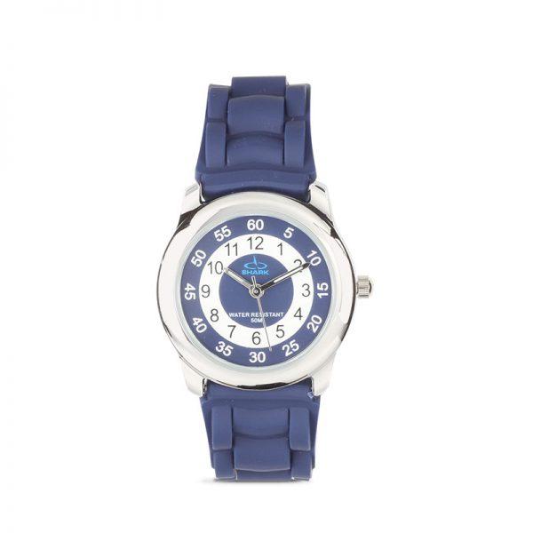 SA179 School Uniform Time Teacher Watch - White & Navy Only-557