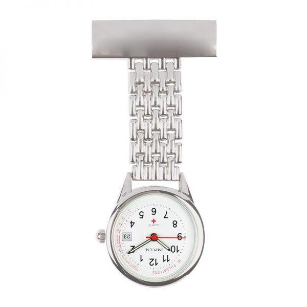 IK510 Sturdy Nurses Watch - With Date Movement-0