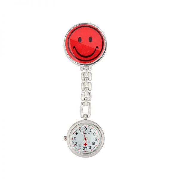 IK503 (JL-3N) Smiley Face Nurses Watch-1299