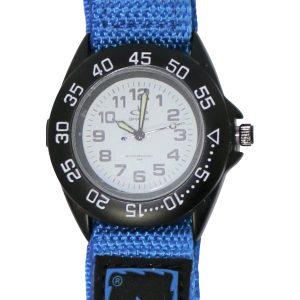 SV102A (SB302) SHARK 5ATM Velcro Surf Watch-2559