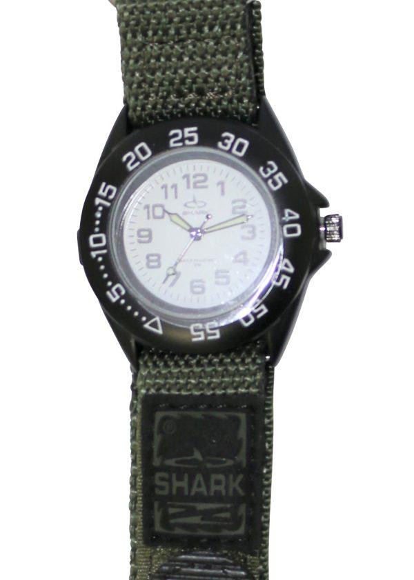 SV102A (SB302) SHARK 5ATM Velcro Surf Watch-2562