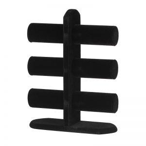 ST4 Black Velvet Display Tree-0