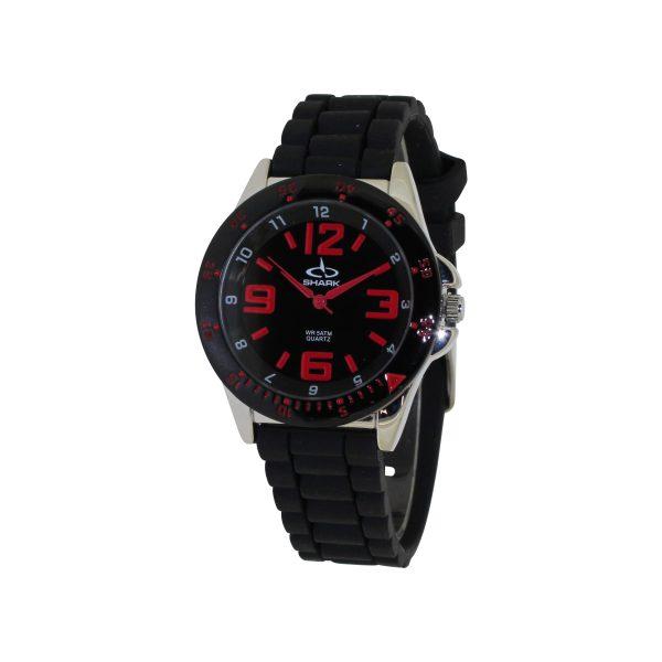 SR103A (SB357) SHARK 3ATM Men's Rubber Band Watch-2269