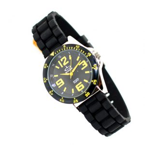 SR103A (SB357) SHARK 3ATM Men's Rubber Band Watch-1875