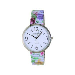 IS005 Printed Stretch Watch-0